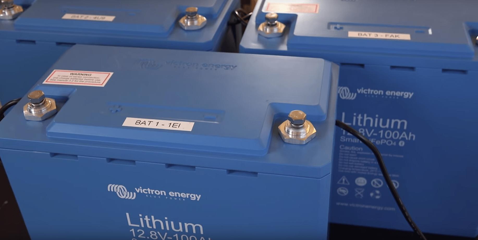 Литий-ионные аккумулятор