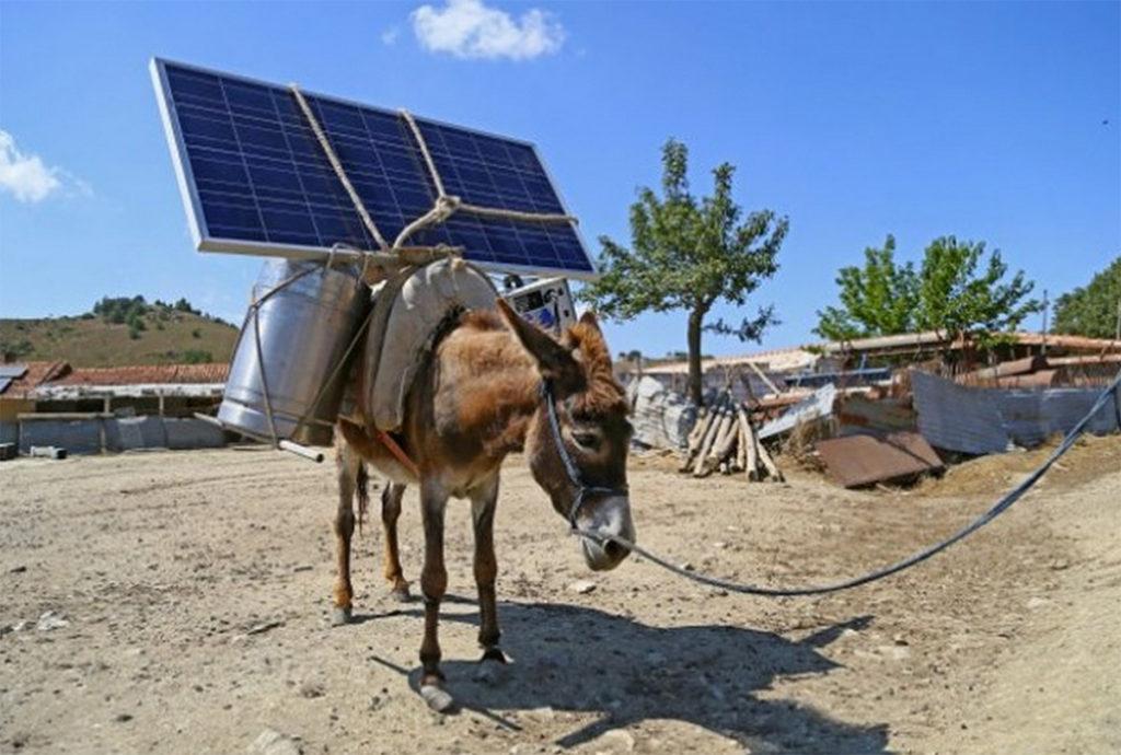 Солнечная батарея – вещь полезная