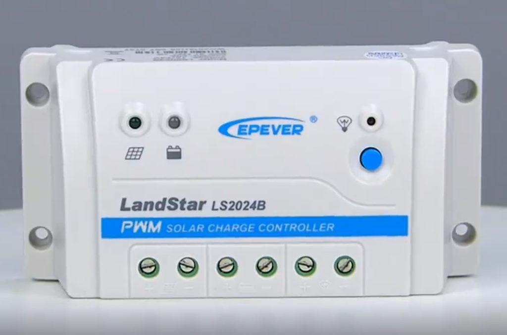 Контроллер солнечной батареи