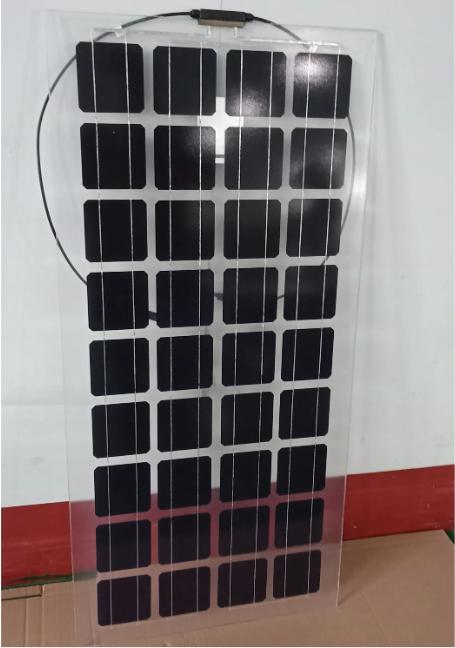 Солнечная панель 100W BIPV Double Glass